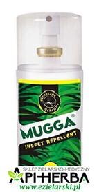 Mugga Spray DEET 9,5% na komary i kleszcze 75ml dla dzieci od 2 roku.