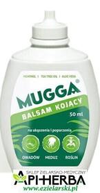 Mugga Balsam kojący po ukąszeniu 50ml. Po 2 roku życia.