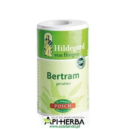 Bertram Korzeń Mielony Bio 50g św. Hildegarda Posch (1)